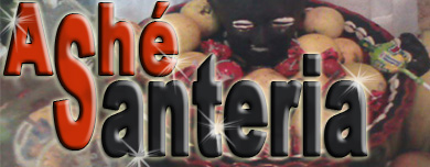 Ashe Santeria