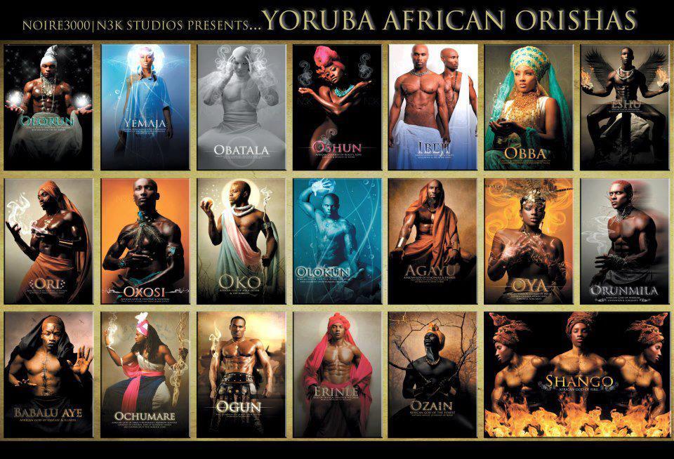Caracteristicas de los Omos de cada Orisha