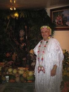 Oluwo Leonel Gámez Céspedes Osheniwo